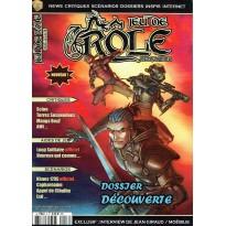 Jeu de Rôle Magazine N° 3 (revue de jeux de rôles) 001
