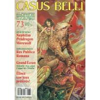 Casus Belli N° 73 (magazine de jeux de rôle) 002