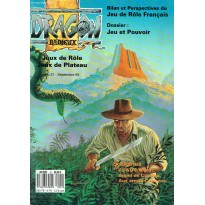 Dragon Radieux N° 21 (revue de jeux de rôle et de plateau) 004