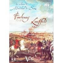 Les victoires du Maréchal de Saxe (wargame complet Vae Victis) 002