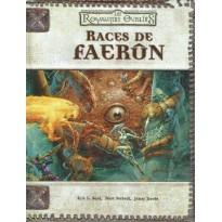 Les Royaumes Oubliés - Les Races de Faerûn (jdr Dungeons & Dragons 3.0 en VF) 002