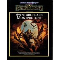 Aventures dans Montprofont (jdr Forgotten Realms - AD&D 2 en VF) 001