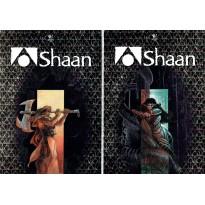 Shaan - Ecran de Jeu & Supplément de scénarios (jdr Halloween Concept en VF) 001
