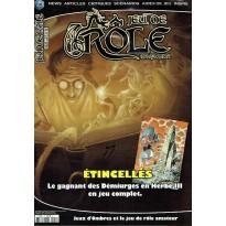 Jeu de Rôle Magazine N° 8 (revue de jeux de rôles) 001