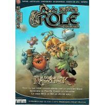 Jeu de Rôle Magazine N° 9 (revue de jeux de rôles) 001
