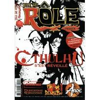 Jeu de Rôle Magazine N° 12 (revue de jeux de rôles) 001