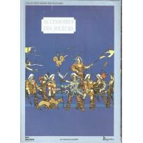 Ecran & Accessoires des Joueurs et du Maître de Jeu (jdr Premières Légendes Celtiques) 001