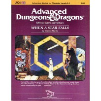 UK4 When a Star Falls (jdr AD&D 1ère édition)