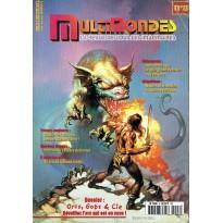Multimondes N° 8 (la Revue de tous les Imaginaires)