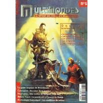 Multimondes N° 5 (la Revue de tous les Imaginaires) 003