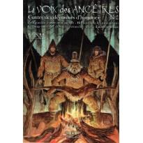 La Voix des Ancêtres N°2 - Contes des dévoreurs d'hommes (jdr Würm en VF)