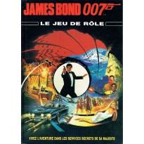 James Bond 007 - Le Jeu de rôle (livre de règles en VF de Jeux Descartes) 003