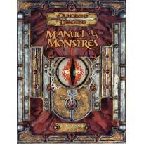 Manuel des Monstres - Livre de Règles III (jdr Dungeons & Dragons 3.5 en VF)