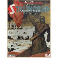 Stalingrad 1942 - Opération Uranus (wargame en VF des éditions Oriflam)