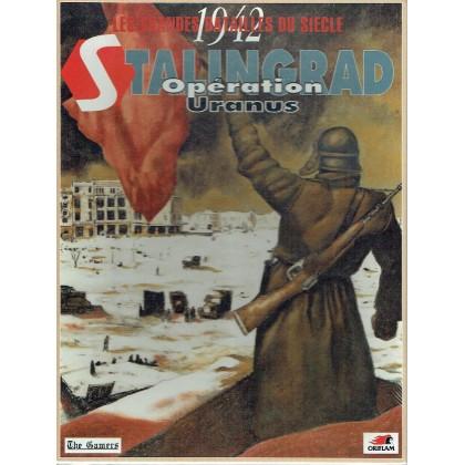 Stalingrad 1942 - Opération Uranus (wargame en VF des éditions Oriflam) 002