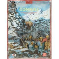 SPQR - Consuls (wargame en VF des éditions Oriflam) 003