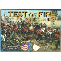 Test of Fire - Bull Run 1861 (wargame American Civil War de Mayfair Games en VO)