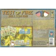 Test of Fire - Bull Run 1861 (wargame American Civil War de Mayfair Games en VO) 001