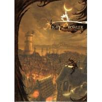 Nightprowler - Livre de base (jdr Seconde édition en VF)