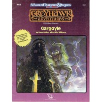 WG9  Gargoyle (AD&D 2ème édition - World of Greyhawk)