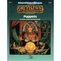 WG11 Puppets (AD&D 2ème édition - World of Greyhawk)