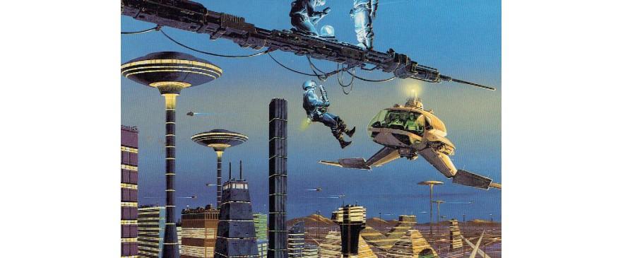 Autres jdr futuristes & SF