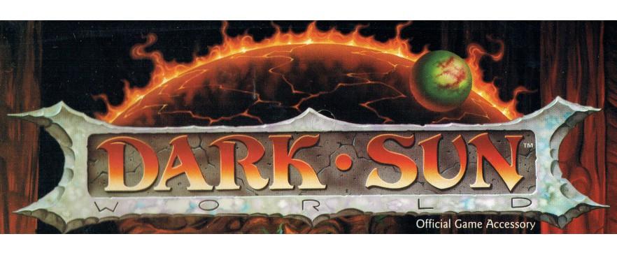 Dark Sun (univers)