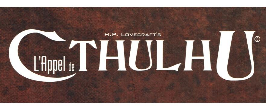 L'Appel de Cthulhu V6 et V7