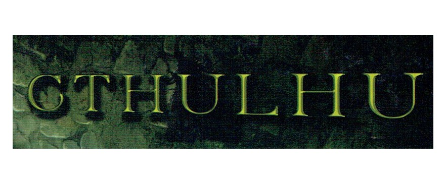 Cthulhu Gumshoe