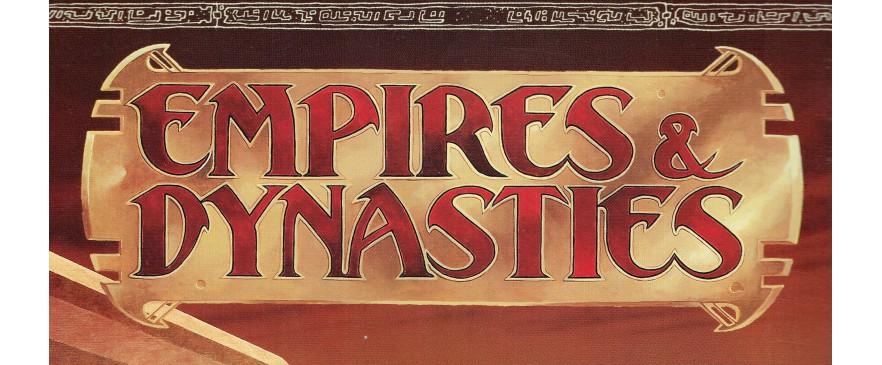 Empires & Dynasties