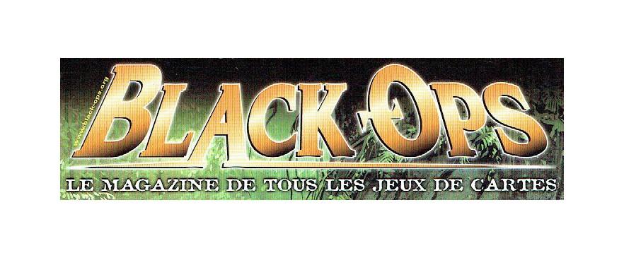 Black Ops