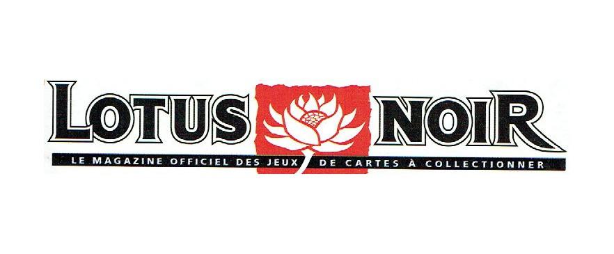 Lotus Noir
