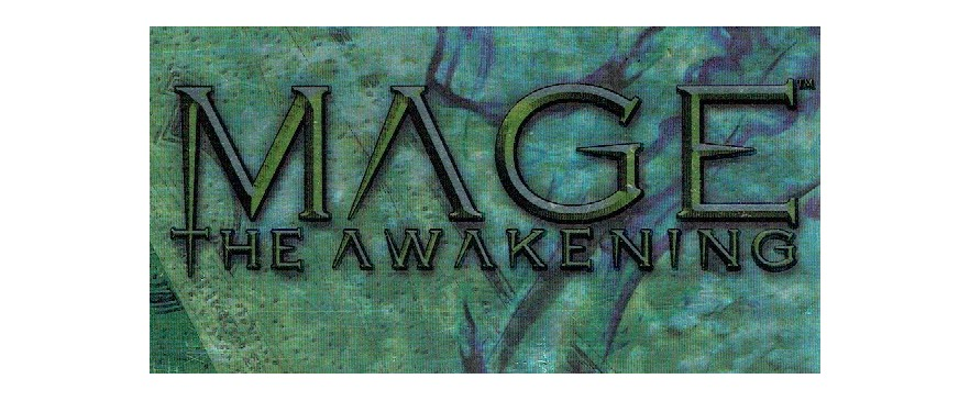 Mage L'Eveil / The Awakening