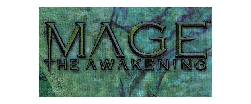 Mage L'Eveil / The Awakening