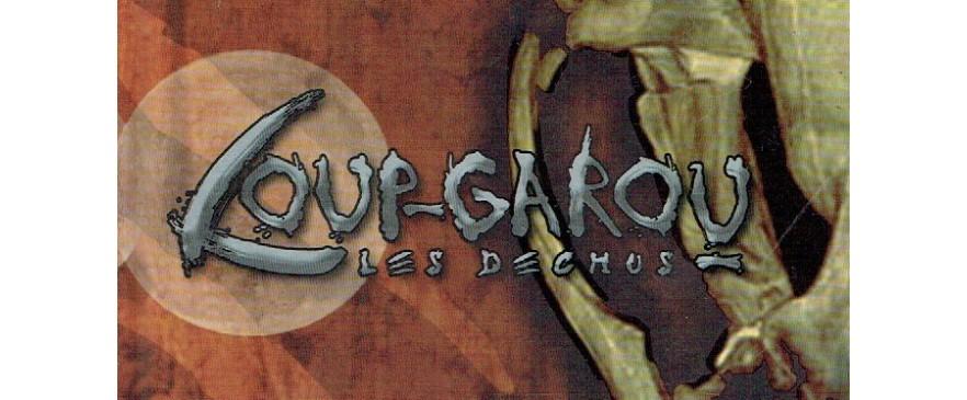 Loup-Garou Les Déchus / Werewolf The Forsaken
