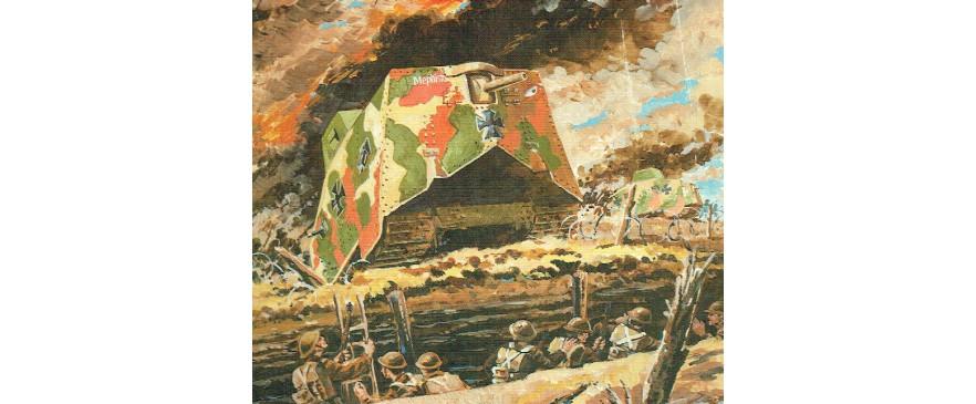 1ère Guerre Mondiale (et début XXe s.)