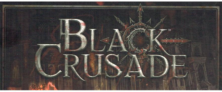 Black Crusade (Warhammer 40.000)