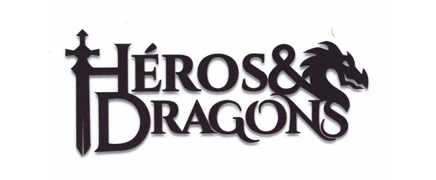 Héros & Dragons (D&D 5 / OGL 5)
