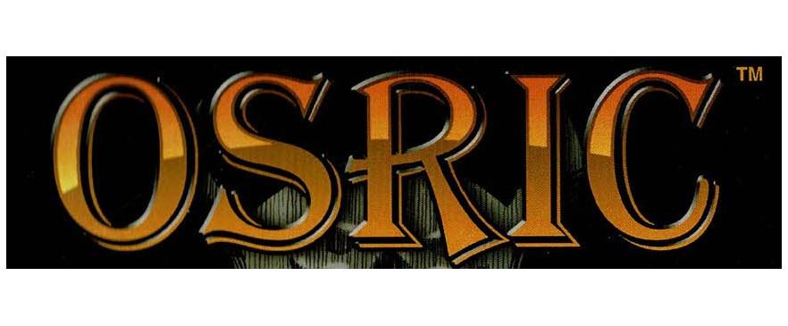 OSR - OSRIC