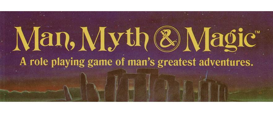 Man, Myth & Magic