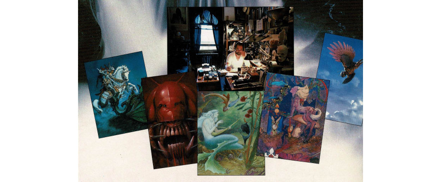 Artbooks, Artwork & livres illustrés