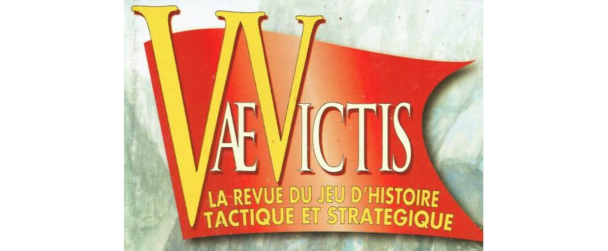 Revues Jeux de Stratégie, de Figurines, Wargames & Histoire