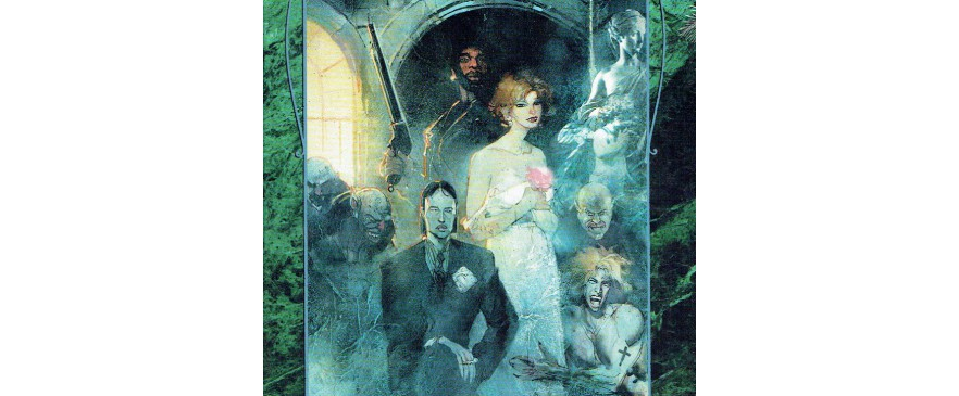 Le Monde des Ténèbres, Vampire, Loup-Garou,...