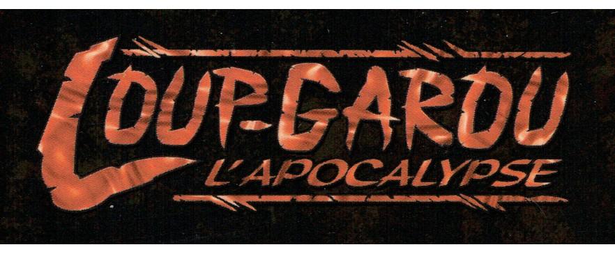 Loup-Garou L'Apocalypse / Werewolf The Apocalypse